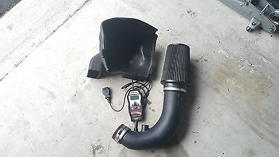 Jlt Cold Air Intake And Sct X3 Tuner Kit (2011-14 Mustang Gt