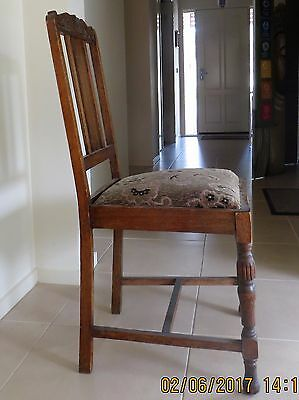 Antique Dining, Hall or Bedroom Chair