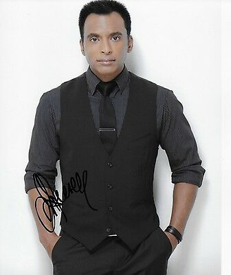 Signed Original Color Photo of Jon Secada of 1990's Music Recordings