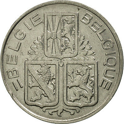 [#464751] Belgique, Franc, 1940, SPL, Nickel, KM:120