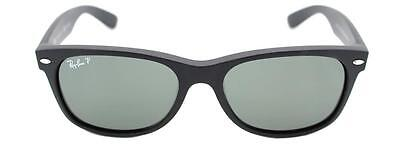 bb091efc7a Authentic Ray-Ban Sunglasses NEW WAYFARER RB 2132 622 58 55MM MATTE BLACK  RUBBER