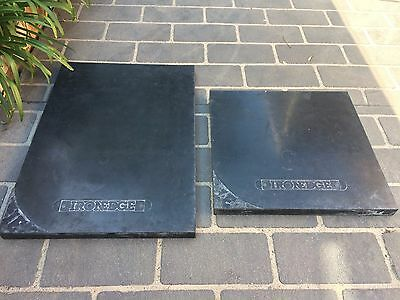 Weight Lifting Platform panels by Iron Edge Mat Floor Exercise