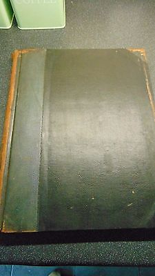 1918 1/2 Leather The Architectural Review Architecture & The Arts Of Design