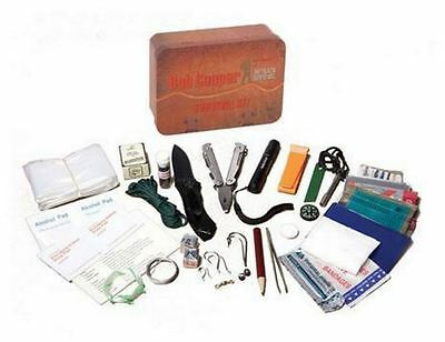 Survival Kit Camping Outdoor Tool Multi Emergency Equipment Supply Bob Cooper