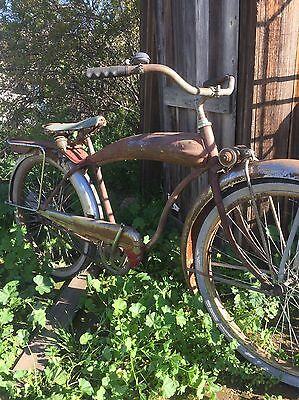 Evens Colson Elgin Monark Tank Bicycle