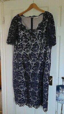 Mother of the bride dress size 24