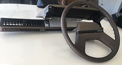 VL Turbo BT1 STEERING WHEEL AND DASH