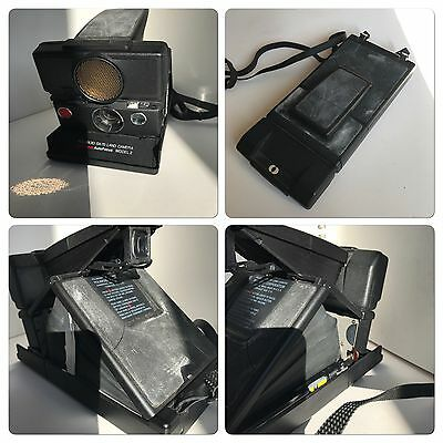 Polaroid SX-70 LAND CAMERA MODEL2