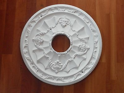 Ceiling Rose plaster x 3 (three items lot)