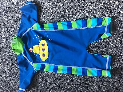 Boots Boys Swimsuit 3-6 Months