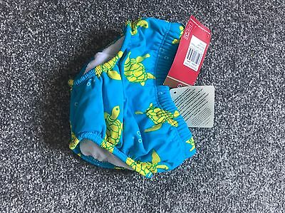 Boys John Lewis Swim Trunks/Nappy 3-6 Months
