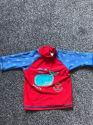 Boots Boys Swim Top 9-12 Months