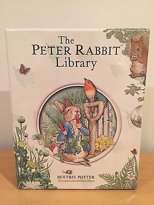 **Brand New** The Peter Rabbit Library - Set of 10 Hardcover Books