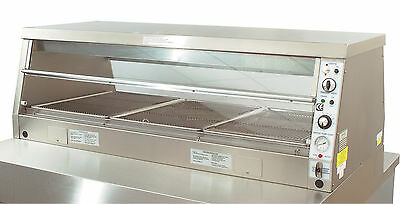 Henny Penny HCW3 Heated Display Warmer & New Speedpack table