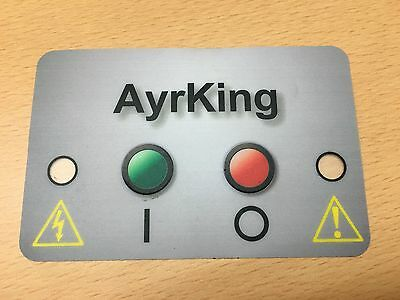 AYRKING - Breading table DECAL