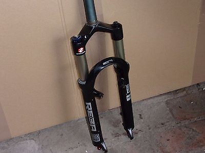 Rock Shox Reba Race DualAir V-Brake !