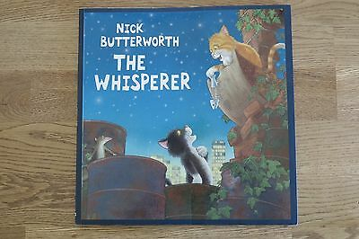The Whisperer book by Nick Butterworth (Paperback)