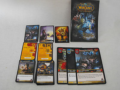 Blizzard World Of Warcraft Heroes Of Azeroth Trading Card Game Starter Deck