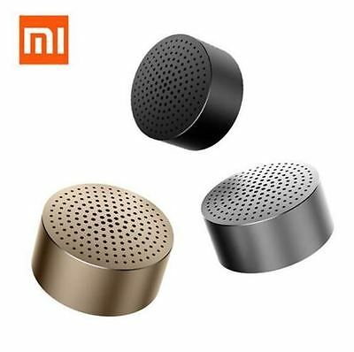 2016 Original Xiaomi Loudspeaker Mi Bluetooth 4.0 Wireless Mini Portable Stereo