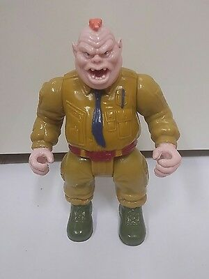 Captain Planet - HOGGISH GREEDLY-  Action Figur 1991 - Rarität !! - Top !!
