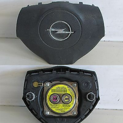 OPEL ASTRA / ZAFIRA Air bag conducteur  13111344