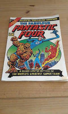 Marvel Fantastic Four Treasury Edition #2 Oversize Comic