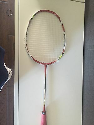 yonex badminton racket, Arc saber 11, pre owned.
