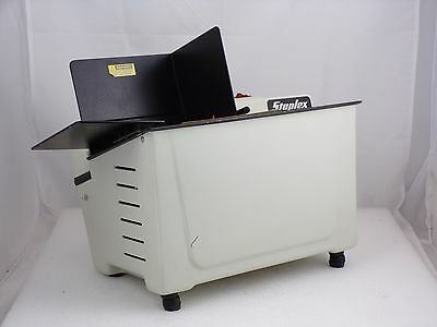 Staplex MA-500 AccuSlitter Electric Mail Opener Used