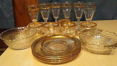antique dish sets
