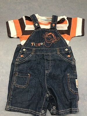 12 18 Months Boys Dungaree