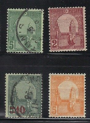 Ross1374: Tunisia  Lot# 1 **used**  Mosque At Kairouan  Nice Stamps
