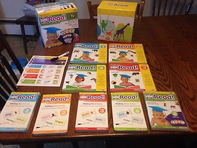 Excellent! Your Baby Can Read Early Language Development System Complete Set