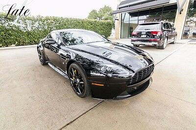 2013 Aston Martin Vantage  Vantage S Manual Box with Full Carbon Fiber