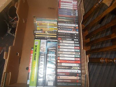 Huge Job Lot Of Audio Books On Cassette And Cd All Listed A Lot Are Bbc