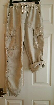 Boys lightweight trousers 14 years by H&M