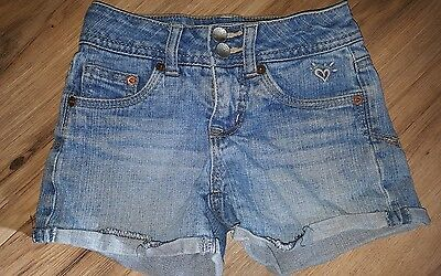Justice Girl's Jeans Short Size 7S