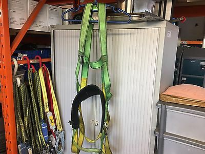 Extra Comfort Full Safety Harness Size S