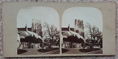 Stereoview of Hastings All Saints Church
