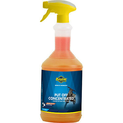Putoline Putt Off Concentrated Motorradreiniger 1l