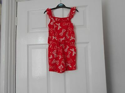 Childs Play Suit Age 2-3 Years Excellent Condition