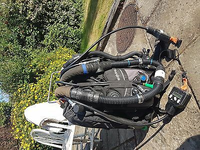 AP Diving Classic Rebreather With G-Box