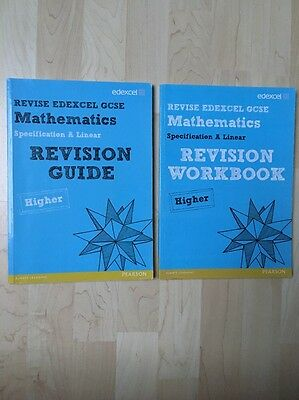 Edexcel GCSE Mathematics Specification A Linear Higher Revision Guide & Workbook
