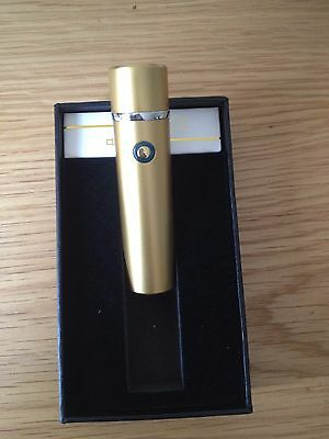 USB Electric Windproof Flameless Lighter Dual Arc Cigarette Plasma Rechargeable