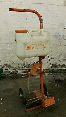stihl saw cart