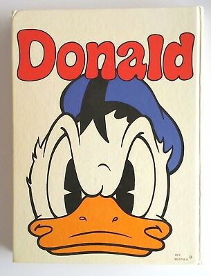 """ Les Aventures Explosives de Donald"" French Disney Comics Book, from 1975"