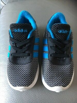 infant boys adidas trainers size 5.5