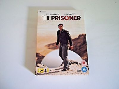 The Prisoner (DVD, 2010, 3-Disc Set)