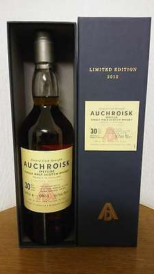 Single Malt Whisky Auchroisk 30 2012 (0.7 L, 54.7 %abv)
