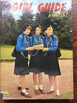 The Girl Guide Annual 1964