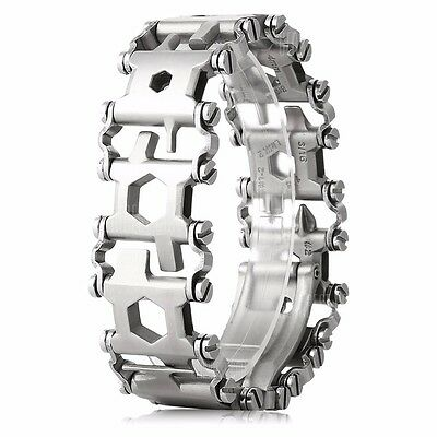 Wearable Stainless Steel Multi tool 29 Function